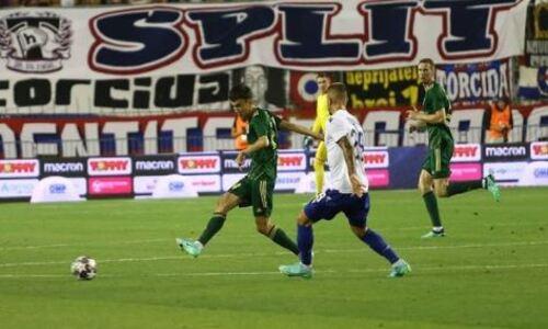 «В завтрашней игре все будет по-другому». В «Тоболе» настроились обыграть «Хайдук» в ответном матче Лиги Конференций