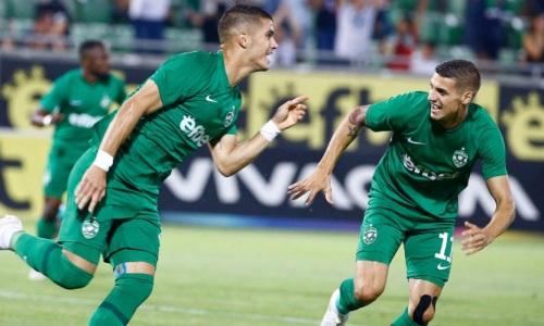 Экс-нападающий «Астаны» Сотириу своим голом помог новому клубу пробиться в следующий раунд Лиги Чемпионов