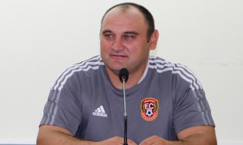 «Будем играть лишь на победу». Финонченко готов побороться с ФКСБ за выход в следующий раунд Лиги Конференций