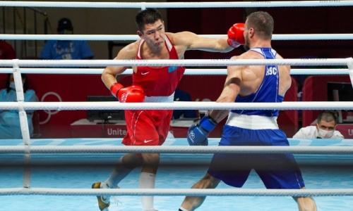 «Оба сделаны из гранита». Американский эксперт разобрал поражение чемпиона мира из Казахстана на Олимпиаде-2020