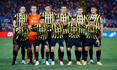«Кайрат» потерпел свое самое крупное поражение в еврокубках