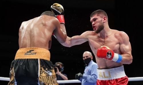 «За то бокс и любят». Али Ахмедов высказался о поражении нокаутом и реванше с чемпионом мира