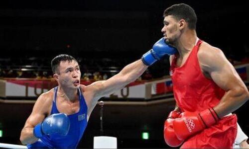 «Агрессивный левша». Известное изание прокомментировало победу Аманкула над узбеком на Олимпиаде в Токио