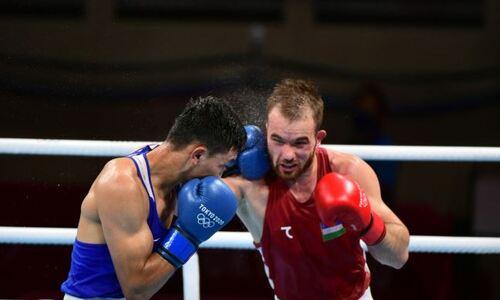 «У соперника не осталось шансов». За рубежом отметили доминирующий стиль казахстанского боксера на Олимпиаде-2020