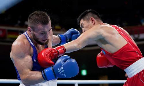 «Мы не достигли своей цели». Чемпион мира по боксу из Казахстана высказался о своем вылете с Олимпиады-2020