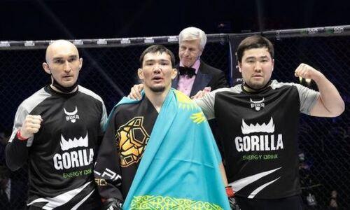 Казахстанский боец выступит на турнире промоушна Хабиба. Известен соперник