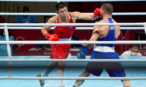 Чемпион мира из Казахстана вызвал недоумение странной тактикой на Олимпиаде-2020