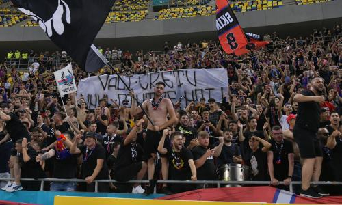 «Проиграли неизвестной команде из Казахстана». В Румынии назвали поражение «Шахтеру» позором и требуют отставки тренера