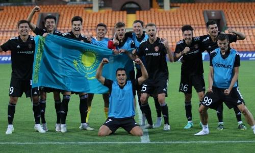 «Шахтер» сотворил исторический для Казахстана результат в еврокубках