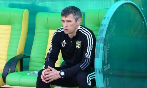 «Лучше ехать играть в Европу, чем в другой город Казахстана». Москаленко высказался о фееричной победе «Тобола» над «Хайдуком»