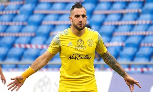 «Астана» отскочила в Греции и вышла в третий раунд отбора Лиги Конференций