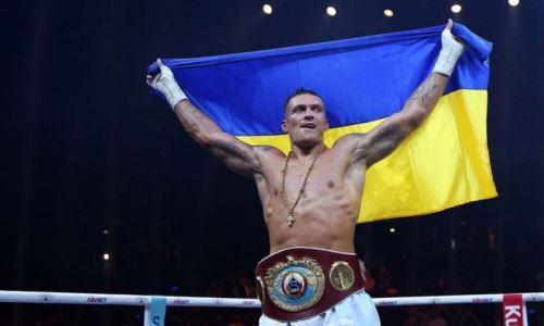 Александр Усик сделал признание о завершении карьеры боксера