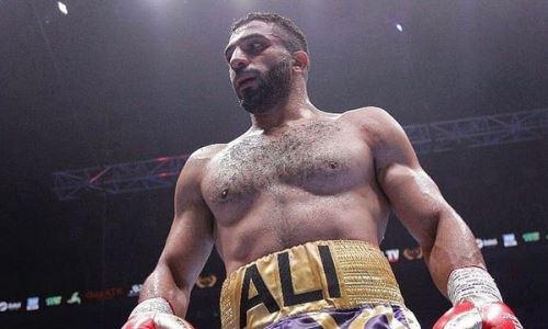 Казахстанский тяжеловес вернется на ринг после года простоя и сразится с африканцем