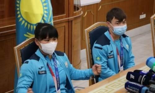 Казахстанские медалисты Олимпиады-2020 получат новые автомобили