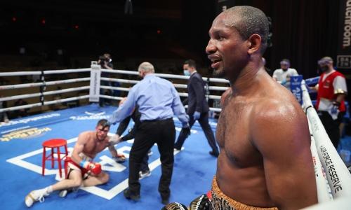 Автор сенсации в бою с казахстанским боксером может сразиться с «Канело»