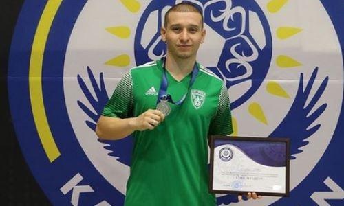 Экс-игрок казахстанского клуба продолжит карьеру в Азербайджане