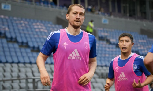 Гурман пропустит матч Кубка Казахстана с «Акжайыком»