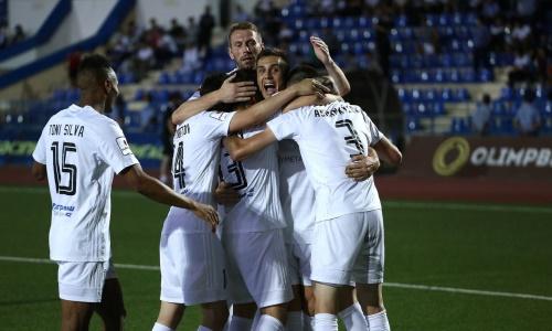 Резкий взлет «Тобола». Клубы КПЛ поднялись в рейтинге УЕФА после матчей в еврокубках
