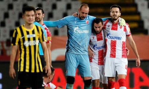 Казахстанские клубы пропустили 100-й гол в Лиге Чемпионов