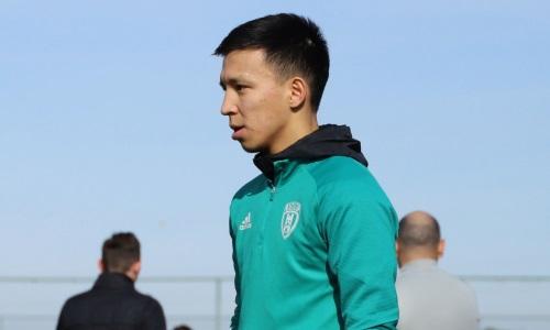 «Атырау» официально объявил о трансфере футболиста в другой клуб КПЛ