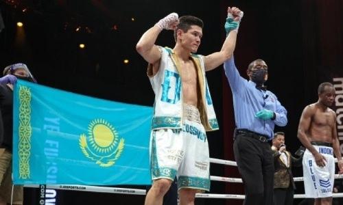 Данияр Елеусинов может сразиться с бывшим чемпионом мира