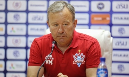 «Без контракта». Владимир Муханов ответил на вопрос о своем возвращении в «Актобе»
