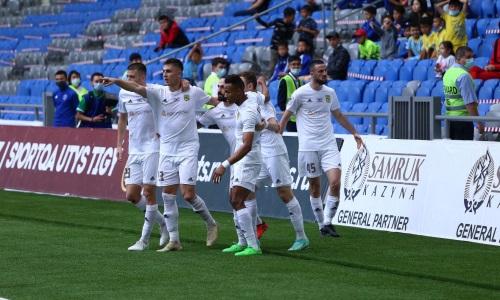 «Тобол» объявил место следующего домашнего матча в Лиге Конференций