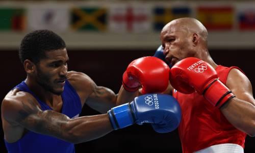 Победивший Жусупова американский боксер завершил выступление на Олимпиаде-2020