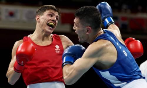 Победивший Жусупова на Олимпиаде-2016 финалист чемпионата мира выбил узбекского боксера с Игр в Токио