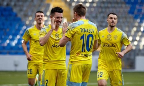 «Астана», «Тобол» и «Шахтер» на месте. Сформированы все пары третьего раунда Лиги Конференций