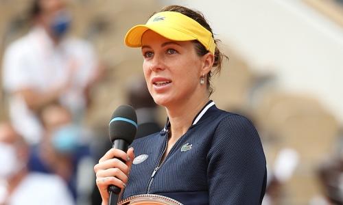 «Поддерживаю свою подругу Зарину Дияс». Финалистка Олимпиады-2020 ходит на матчи казахстанской теннисистки
