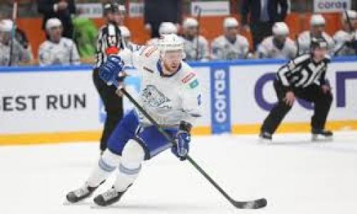 «Он привнесет много характера». В клубе НХЛ прокомментировали подписание экс-игрока «Барыса»