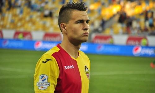 Аутсайдер КПЛ усилился футболистом из украинской «молодежки»