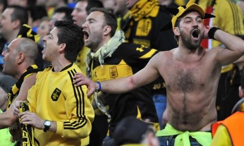 Фанаты «Ариса» считают несправедливым проход «Астаны» в следующий раунд Лиги Конференций