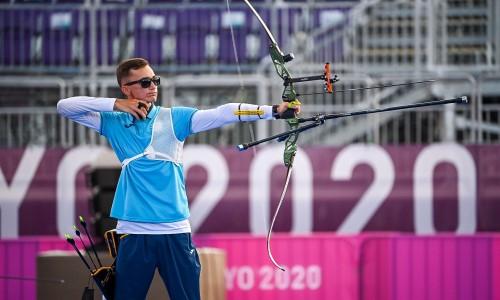 Казахстанский лучник не смог выйти в четвертьфинал Олимпиады-2020