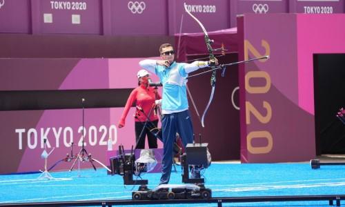«Знаю, куда нужно двигаться». Казахстанский лучник подвел итоги выступления на Олимпиаде-2020