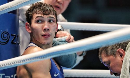 Казахстанского боксера засудили на Олимпиаде в Токио