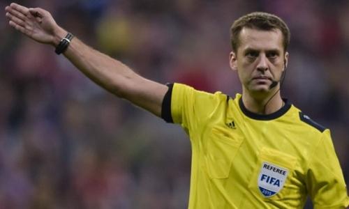 Определились судьи матча «Кайрат» — «Алашкерт» в Лиге Европы