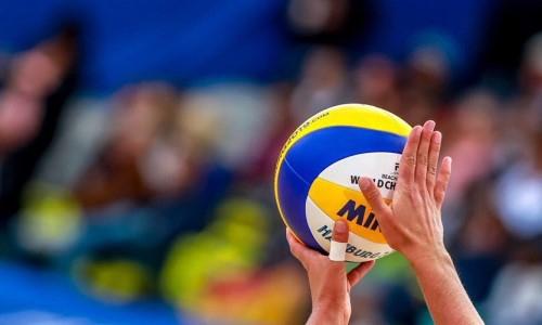 Казахстанские волейболисты узнали расписание матчей на чемпионате Азии