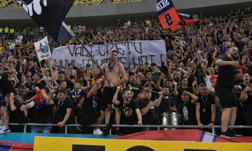 Стала известна посещаемость матчей «Шахтера» и ФКСБ в Лиге Конференций