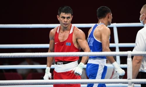 Казахстанский боксер без боя вышел в четвертьфинал Олимпиады-2020