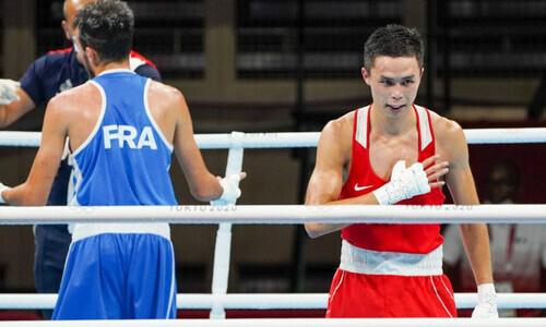 «Ехал с мыслью отыграться». Казахстанский боксер раскрыл секрет своей победы над фаворитом на Олимпиаде-2020