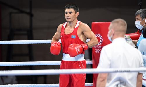 Появились подробности отказа японца от боя с казахстанским боксером на Олимпиаде в Токио