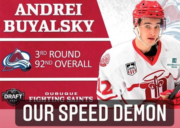 Казахстанского хоккеиста назвали «скоростным демоном» в США