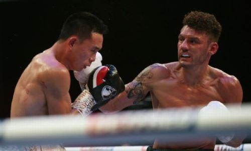 Главный бой вечера бокса завершился сенсационным нокаутом чемпиона WBA. Видео