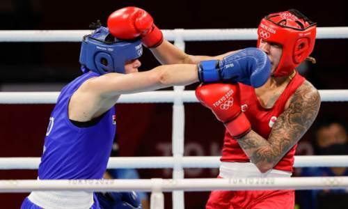 Выбившая казахстанскую боксершу с Олимпиады-2020 канадка разгромно проиграла и осталась без медали