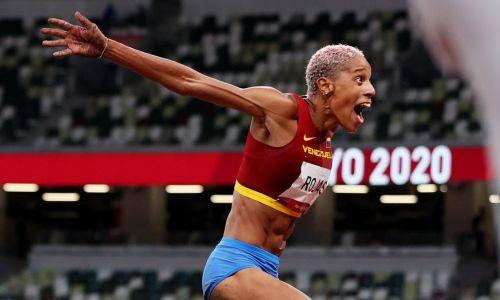 В финале Олимпиады-2020 без титулованной казахстанки был установлен новый мировой рекорд