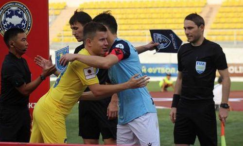 «Каспий» впервые не смог победить в Кубке Казахстана-2021