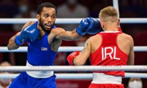 Американский обидчик казахстанского боксера обеспечил себе медаль Олимпиады-2020