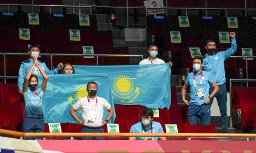 Казахстан все ниже в медальном зачете по итогам девятого дня Олимпиады-2020